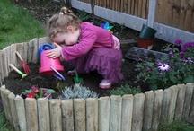 Kids Garden, fun outdoors