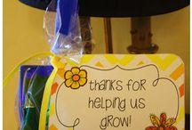 Girl Scout - Volunteer appreciation