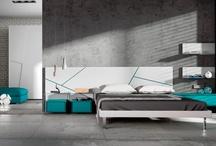 Dormitorios de diseño moderno en Murcia / Dormitorios de diseño moderno que puedes comparar en Muebleria de Angel-Tu Belleza Interior.