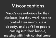 All about Virgo / by Denise Sampson
