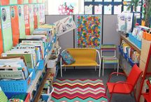 Classroom ~ Room, Storage and Management Ideas / by Angel Kuntz
