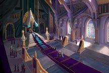 tronos castelos