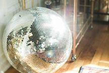 Disco Ball Home
