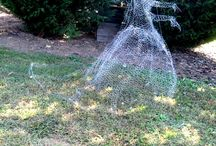 chickenwire / chickenwire works of any kind