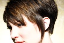 Hair styles / by Lori Schoch-Mann