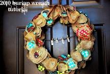Wreaths to Welcome U...
