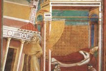 Representation of architecture in painting /  from Pompeii frescos to mid-16th centuries