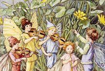 Fairies and summer feelings