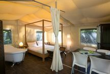 Lodgesuite / Zin in ultieme luxe op de camping? Ofwel glamping? Kies de lodgesuite!