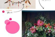 installations végétales et floral