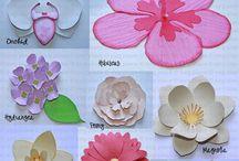 Flores - silhoutte cameo