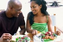 Black Dating / People who are interested in black dating can join here and find suitable match. / by John Waltzer