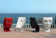 Driade / Non semplici mobili ma veri e propri oggetti d'arte. Driade, azienda italiana nota per la stravagante eleganza dei propri prodotti, è alla continua ricerca della bellezza nell'abitare.