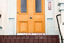 Door colors / by Amy Scott