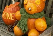 Pumpkin Carving / Decorating / by Angie Shipley