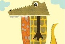 Alligator/Teeth Unit