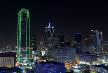 Dallas, Texas / List of possible things to take in while I'm in Dallas