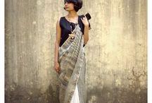 Sari <3 / Indian dresses. Indian style. Sari/saree/shari. Ethnic dresses.