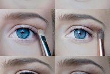 light makeup