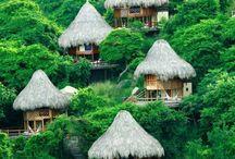 des petites maisons