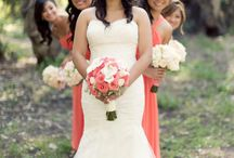 The bridemaids / The ladies
