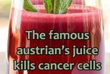 drink for cancer cure.