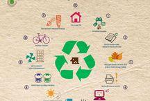 Ideas de reciclaje / by Arly Aritzalia