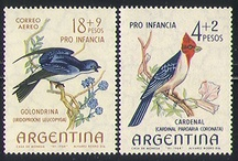 Stamps: Animals