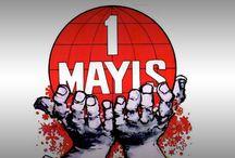 1 Mayıs Emek Ve Dayanışma Günü Bayramı Kutlu Olsun