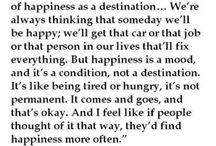 happiness (: