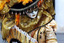 Venice Carnival, Amazing Photos.
