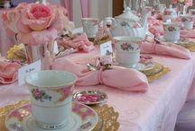 Tea Time! / by Maria Carey Jackson / CraftyMACJ