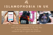 Stop Islamophobia in Uk / The Yuyell app is a complete safeguarding app for schools that allows learners to report any concerns quickly and efficiently.