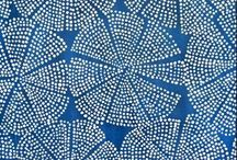 blue dot sea flower