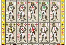 cavalieri degli ordini militari crociate
