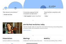 Prezi - Online Video Presentation Tool