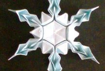 Paper Snowflakes and Quilling