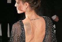 iTatoo4 / tattoos ink  back lower back shoulders / by Nelie Rednow