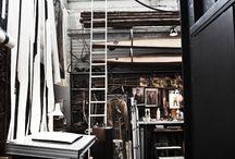 Photo Studio / #photostudio #fotostudio #industrial #workspace