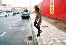 Street Fashion / by Adilene Guadarrama