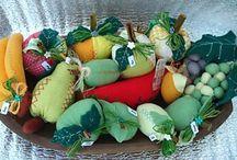 frutas  patchwork