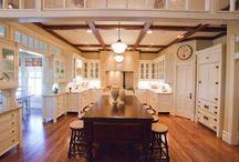 dream kitchen ideas / by Marla Rickloff