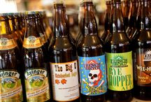 Beers we love / We are beer lovers! These are some of our favorites!