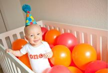 gages 1st birthday