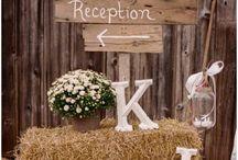 Wedding - Styling & Deco
