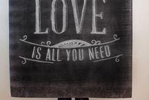 Chalkboard Art / by Dawne Novinger