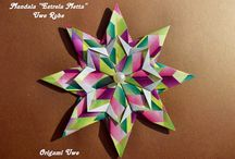 Origami 1 / by Edilene Félix Origamis