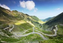 The Most Scenic Drives in the World / Explore the open road with Ker & Downey's most scenic drives in the world. Ready to get your motor running? Add one of these scenic drives to your next Ker & Downey journey!
