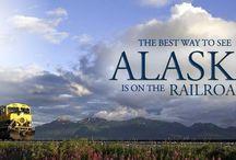 Alaska / by Candace Barnthouse Spaur