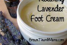 feet home remedies